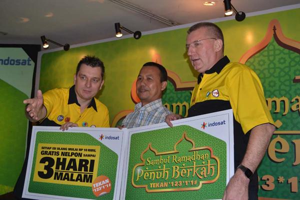 Photo of Indosat : GRATIS Nelpon 3 Hari 3 Malam