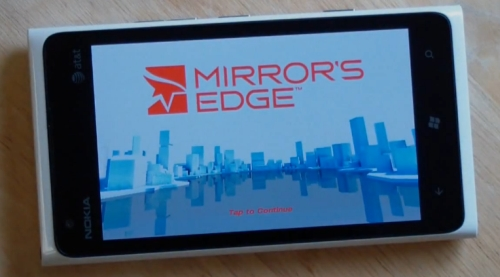Photo of Mirrors Edge, Game Pertama dari EA di Nokia Lumia