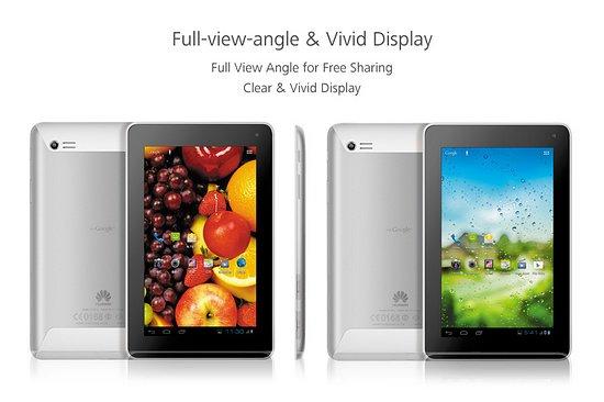 Photo of Huawei Pamerkan Tablet MediaPad 7 Lite Android 4.0 ICS