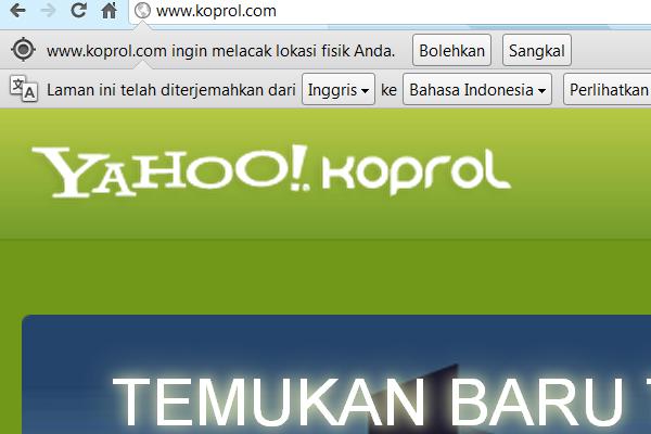 Photo of Yahoo! Menutup Jejaring Sosial Koprol