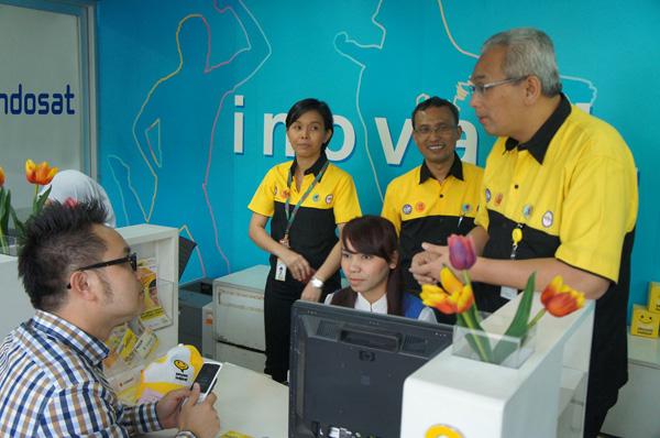 Photo of Komitmen Indosat untuk focus pada pelanggan