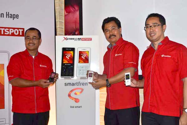 Photo of SMARTFREN XSTRE@m  sensasi HOTSPOT Pribadi