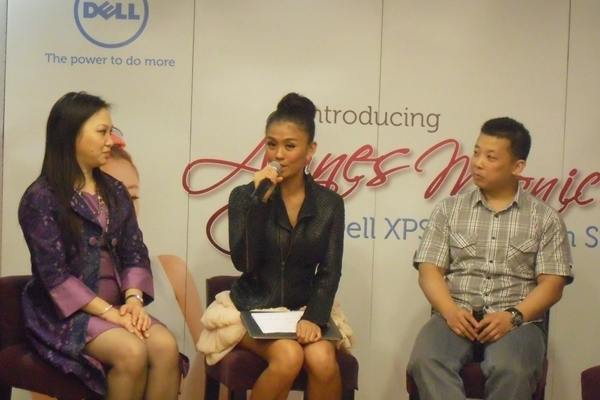 Photo of Agnes Monica jadi bintang Iklan Dell XPS Indonesia