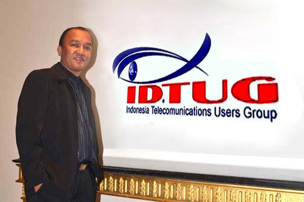 Photo of Muhamad Jumadi  dipilih Sebagai Board Members of INTUG