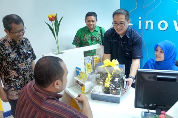 Photo of Ulang Tahun ke 45 Indosat, semoga terus melesat