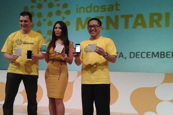 Photo of Wajah baru INDOSAT MENTARI UNTUK SMARTPHONE