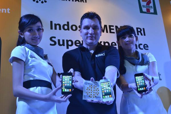 Photo of Super Lengkap  iPhone5 dengan Indosat Super WiFi