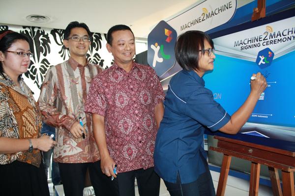 Photo of Pengembangan Bisnis M2M XL Raih 100 ribu pelanggan