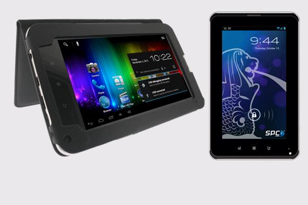 Photo of SPC New P1, Tablet 7 Inci dengan jaringan 3G