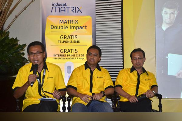 Photo of Matrix Double Impact, dengan banyak keuntungan