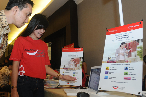 Photo of PAKAR Telkomsel Untuk UMKM