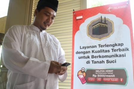 Photo of Tarif Spesial Telkomsel Saat Ibadah Umroh di Tanah Suci
