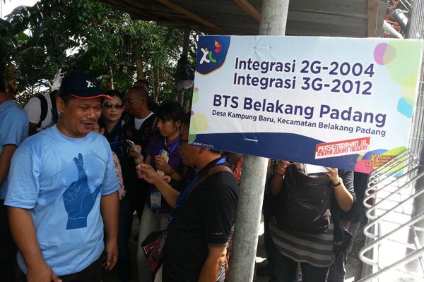 Photo of BTS 3G di Pulau Belakang Padang Layani Masyarakat Perbatasan