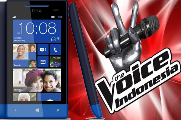Photo of HTC Indonesia Dukung The Voice Indonesia