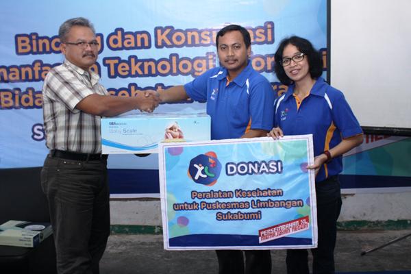 Photo of Edukasi IT dari XL untuk 100 kader Posyandu