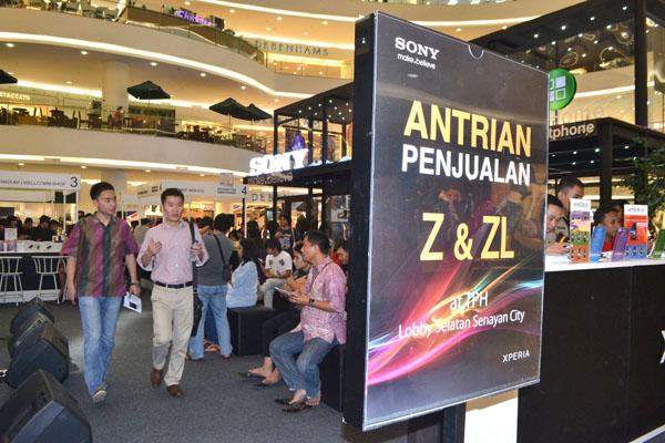Photo of Sony Mobile Gelegar Spektakuler Xperia Z & Xperia ZL