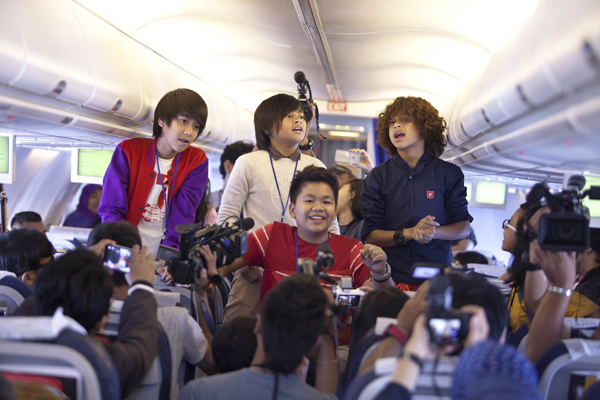 Photo of Konser Coboy Junior Tour di Atas Udara didukung Kartu As