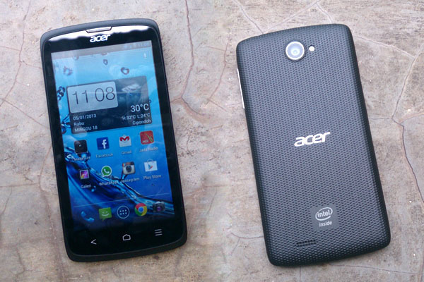 Photo of Acer Liquid C1  Smartphone Pertama Berbasis Intel Inside® di Indonesia