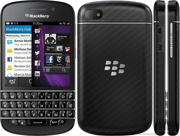 Photo of INDOSAT LAKUKAN  PRE PURCHASE BLACKBERRY Q10