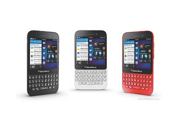 Photo of Blackberry Q5 siap dipasaran, Mau ?