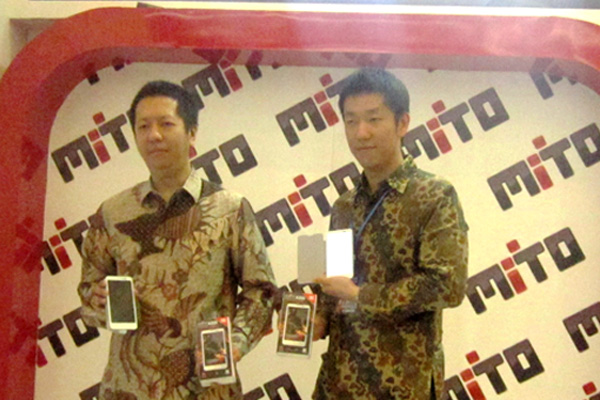 Photo of MITO A355 dengan Prosesor Quad Core Snapdragon