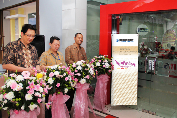 Photo of Datasrip membuka Service Center (DSC) di Semarang