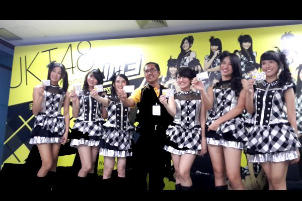 Photo of Indosat IM3 memberikan Layanan Mobile Content JKT48