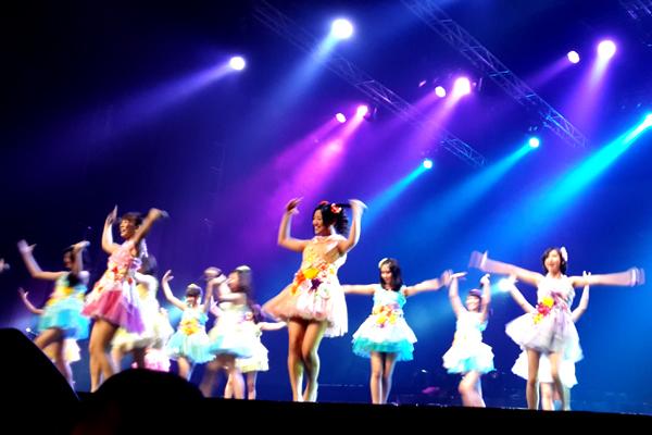 Photo of Indosat Dukung Konser JKT48 di 5 Kota Besar di Indonesia