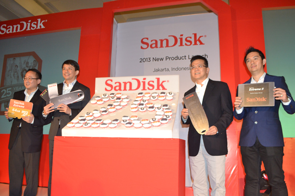 Photo of Sandisk Extrem Berkecepatan Baca 80 MB per Detik