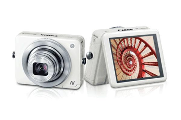 Photo of Canon PowerShot N, Kamera 12 MP Koneksi WiFi
