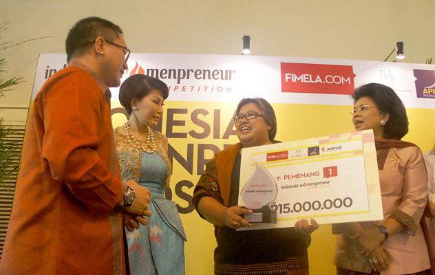 Photo of Indosat  bersama KPP-PA beri Penghargaan 10 Finalis IWC
