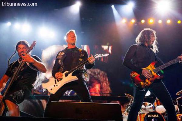 Photo of Indosat bagikan tiket Gratis  Konser METALLICA Live in Jakarta