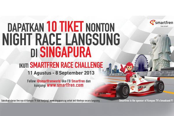 Photo of Smartfren menggelar Kontes Smartfren Race Challenge