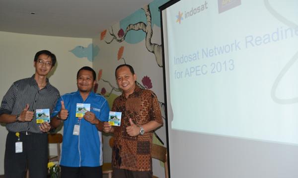 Photo of Indosat Siapkan Teknologi Terkini di APEC Bali 2013