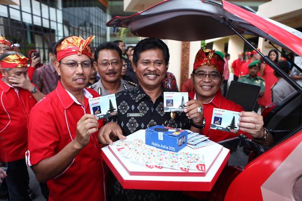 Photo of Telkomsel & Telkom Group menggelar 4G LTE  Di KTT APEC Bali