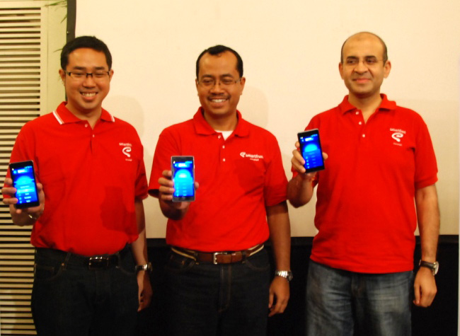 Photo of Smartfren Gelar Kampanye Edukasi EV-DO