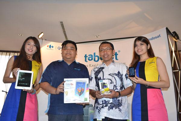 Photo of Tabulet Rilis Smartphone TS 201 & Tablet Octa Q4