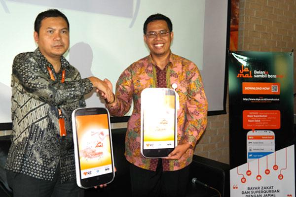 Photo of Aplikasi JAMAL Bisa belanja sambil beramal