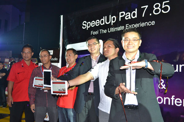 Photo of Tablet SpeedUp Pad 7.85, Tipis dan bertenaga