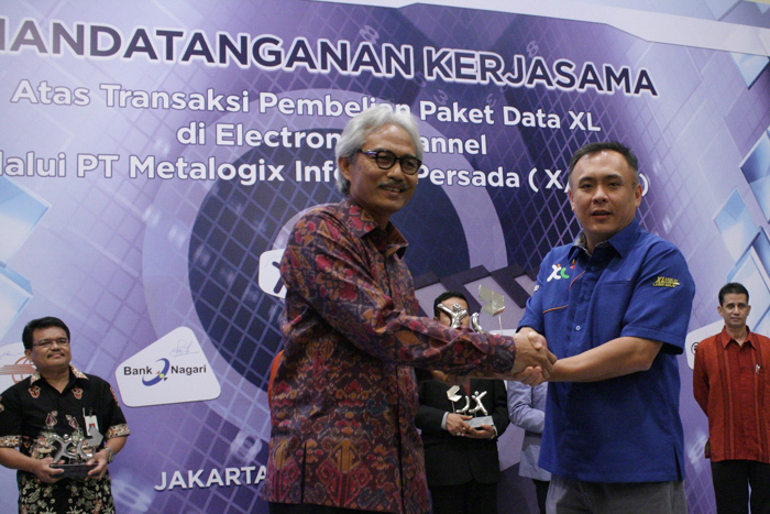 Photo of Transaksi Pembelian Paket Data XL lewat ATM
