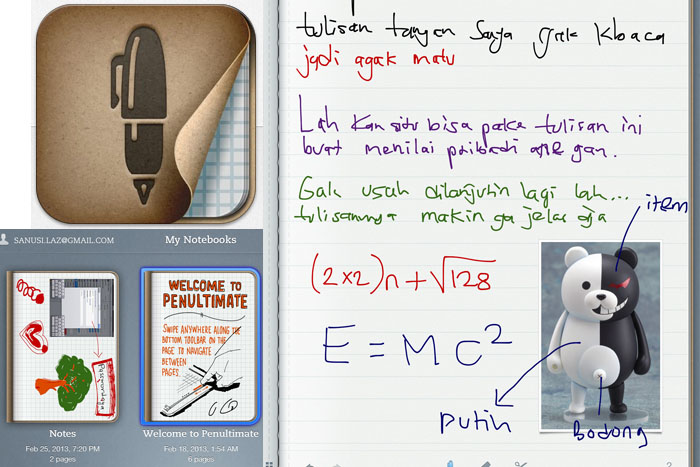 Photo of Aplikasi Praktis dan Instan Untuk tulisan Tangan
