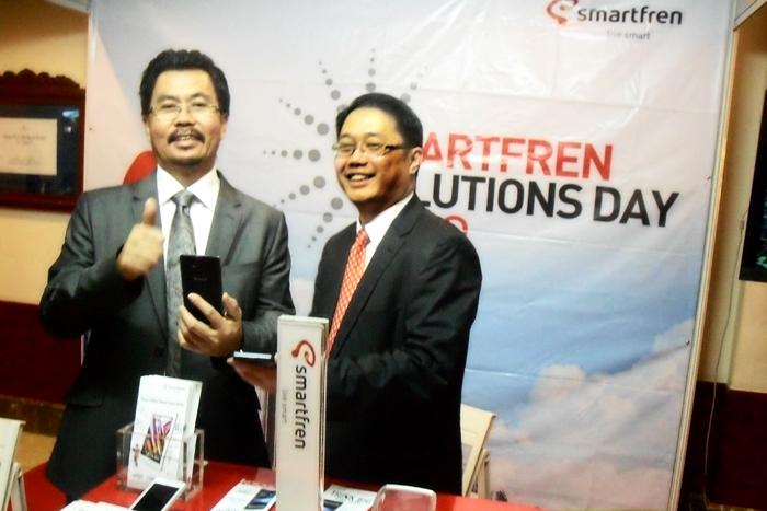 Photo of Smartfren  Bidik  Pasar Korporasi Lewat Layanan Aplikasi