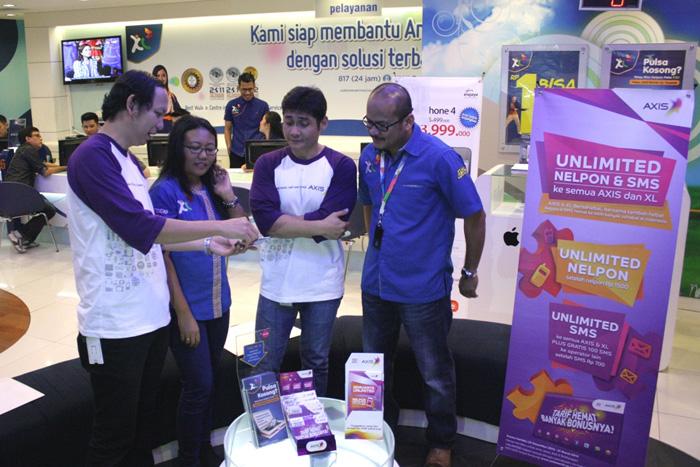 """Photo of Didukung XL, AXIS luncurkan Promo Terbaru """"BERSAHABAT"""""""