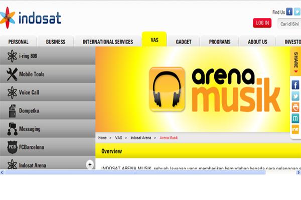 Photo of Indosat  Tegaskan Dukungan Hak Cipta Musik