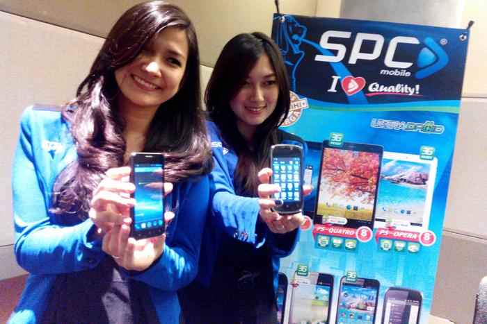 Photo of SPC keluarkan Produk Smartphone  Quad core dengan harga sejutaan
