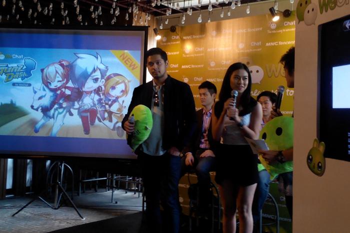 Photo of Berbagi dan Bermain Game di WeChat