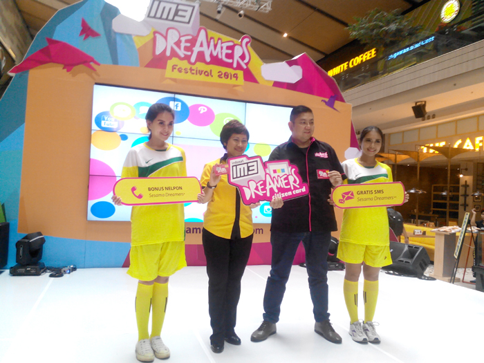 Photo of Indosat Luncurkan IM3 Dreamers Citizen Card