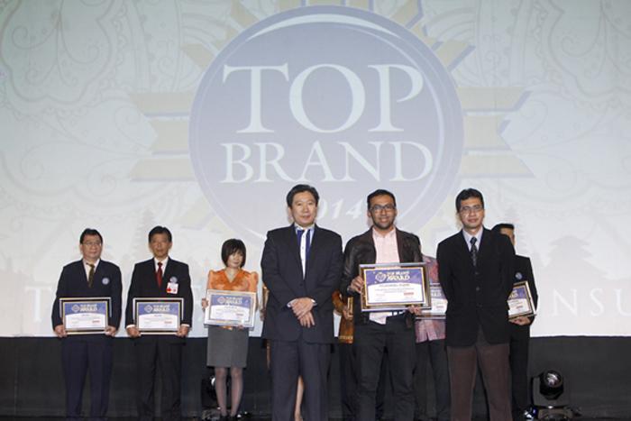 Photo of Telkomsel Raih 4 Penghargaan Top Brand Award 2014