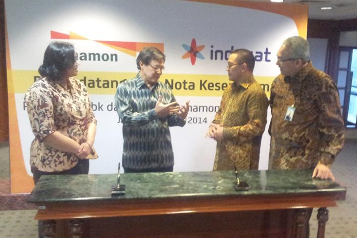 Photo of Indosat menghadirkan layanan telekomunikasi & perbankan kepada masyarakat
