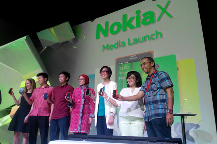 Photo of Nokia X, smartphone  Android  citarasa Microsoft